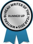 Writers Bureau Badge 2013