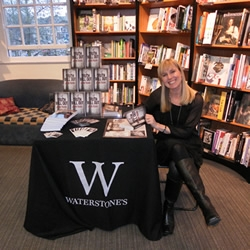 Jane Isaac, Book Signing in Northamptonshire