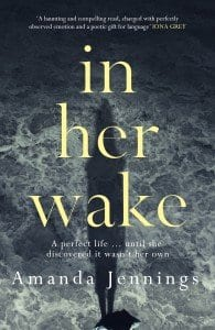 In Her Wake Cover